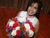 طالبة مصرية تفوز بجائزة كسارة البندق الدولية فى موسكو
