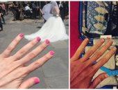 not engaged.. فتاة تنشر يوميا صور يدها بدون دبلة.. ومتابعوها تخطوا 72 ألفا