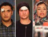 """صور.. نقابة الصحفيين متضامنة مع المعتدى عليهم بـ""""الصيادلة"""": من يستخدم البلطجة مفلس"""