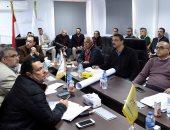رئيس الوزراء يتفقد المشروعات الجارى تنفيذها بمدينة العلمين الجديدة