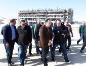 صور.. رئيس الوزراء يعلن طرح أكثر من 500 وحدة للبيع بالعلمين الجديدة قريبا