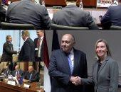 تفاصيل جدول أعمال لقاء مجلس الشراكة بين الاتحاد الأوروبى ومصر