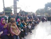 المتحف المصرى بالتحرير يحتفل باليوم العالمى للتضامن الإنسانى
