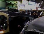 """قارئ يطالب بمنع سير """"التوك توك"""" فى شارع أحمد عبد الوهاب بالإسكندرية"""