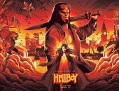 800 ألف جنيه حصيلة إيرادات فيلم Hellboy فى مصر
