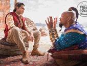 ديزنى تقرر انتاج جزء ثانى من فيلم الرسوم المتحركة Aladdin