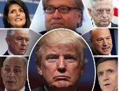 صور.. تعرف على أهم 10 استقالات هزت ولاية دونالد ترامب الأولى