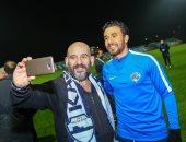 تفاصيل عودة تريزيجيه لتدريبات قاسم باشا بفرمان الجماهير.. صور
