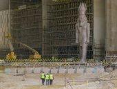 التليجراف: المتحف المصرى الكبير سيكون أكبر متحف أثرى بالعالم
