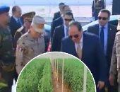 إنجازات الرئيس.. تعرف على المشروعات القومية بقطاع الزراعة فى عهد السيسى