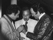 من الذكريات.. كمال الشناوى ونور الشريف فى أول دورة لمهرجان القاهرة السينمائى