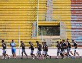 الجالية تساند الزمالك فى ملعب مباراة القطن ومدرج خاص للمصريين