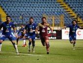 نتائج مباريات يوم الإثنين 27/5/2019 في الدوري المصري