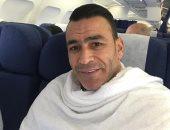 نسألكم براءة الذمة.. عصام الحضرى يطير إلى السعودية لأداء مناسك العمرة