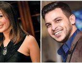جنات ومحمد رشاد يحييان حفل رأس السنة بمصر الجديدة