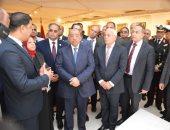 صور.. محافظ بورسعيد ووزير التنمية المحلية يفتتحان متحف النصر