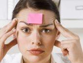 اسباب ضعف الذاكرة منها سوء التغذية وقلة النوم