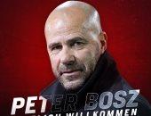 بوس مديراً فنياً لباير ليفركوزن الالماني بعد إقالة هرليش