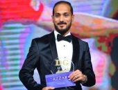 """وليد سليمان أفضل لاعب مصرى فى استفتاء """"اليوم السابع"""""""