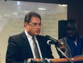 سفير مصر بفرنسا: تفهم الخبراء الدوليين عدالة الموقف المصرى والآثار المترتبة على بناء سد النهضة
