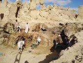 الآثار توشك على الانتهاء من ترميم القطع الأثرية والمومياوات بالمخزن المتحفى بسيوه