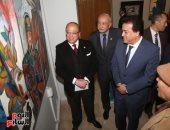 رئيس جامعة حلوان: ستظل كلية الفنون الجميلة رائدة الإبداع فى الوطن العربى