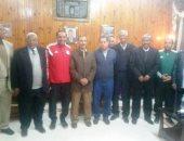 بدء التنسيق لتنفيذ أول أكاديمية علمية لكرة القدم المصرية من أسوان