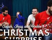 ليفربول يكشف عن إعداد محمد صلاح ورفاقه مفاجأة للأطفال احتفالاً بالكريسماس
