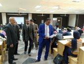 رئيس جامعة أسوان: توفير كافة التسهيلات للطلاب خلال امتحانات التيرم الأول