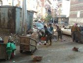 مستقبل وطن بدمياط والأقصر وقنا ينظم حملات لرفع القمامة وتجميل الميادين الرئيسية