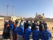 صور.. مستقبل وطن يشن حملة للقضاء على القمامة بمحافظة الإسكندرية