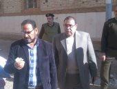 """صور.. رئيس مدينة منوف يتفقد الكنائس.. وحملات نظافة بـ""""أشمون"""""""