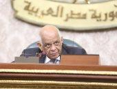 رئيس البرلمان للنواب : مشروع قانون التصالح فى مخالفات البناء مهم