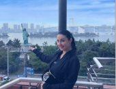 بعد أيام من احتفالها بعيد ميلادها الـ35.. الراقصة صافيناز فى رحلة باليابان