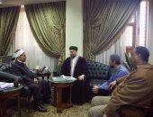 مفتى الجمهورية يستقبل رئيس الجامعة الإسلامية الروسية لبحث تعزيز التعاون