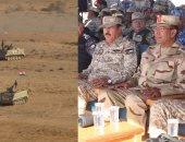 """ختام فعاليات التدريب المصرى الأردنى المشترك """"العقبة 4"""""""