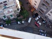 قارئ يشكو من وجود موقف سيارات عشوائى بشارع أحمد عرابى بالمهندسين