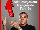 جائزة جديدة للفتى الذهبى.. مبابى أفضل لاعب فرنسى فى 2018