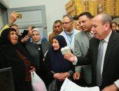 توصيل الغاز الطبيعى لـ1434 مستفيد فى كفر الشيخ