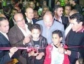 وزير الشباب والرياضة يلتقى أعضاء مجلس النواب بالفيوم