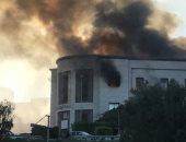 إجلاء 210 عائلات من مناطق الاشتباكات جنوب العاصمة الليبية طرابلس