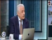 طارق شوقى: السوشيال ميديا سبب انتشار الشائعات ولو تركناها أسبوعا سنعرف الفرق