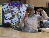 ليه غنوها؟.. طالبات يؤدين أغنية Daddy Finger فى طابور الصباح.. فيديو