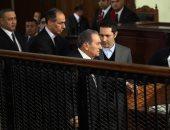 مبارك: مخططات كثيرة كانت تحاك ضد الدول بـ2011 ولست فى حل للحديث عنها دون إذن