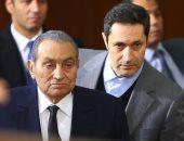 """صور.. المحكمة تسمح لـ""""البلتاجى"""" بتوجيه الأسئلة لـ""""مبارك"""" بـ""""اقتحام الحدود"""""""