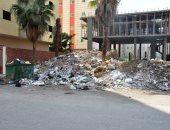 صور.. انتشار القمامة بالإسماعيلية.. ورئيس المدينة: نحاربها بحملات مكثفة