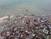 مئات القتلى وآلاف المشرّدين جراء تسونامى إندونيسيا