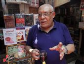 تاجر بسور الأزبكية: معرضنا لا ينافس معرض الكتاب.. ونتمنى نجاحه