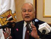 أبو الغيط يبحث مع وزير خارجية ألمانيا الأزمة الليبية و ترتيبات قمة برلين