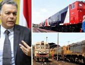 بالأرقام.. إنجازات سكك حديد مصر فى 2018.. ارتفاع الإيرادات بنسبة 13% مسجلة 2.1 مليار جنيه.. زيادة عدد مستخدمى القطارات لـ256.7 مليون راكب.. وتقرير رسمى يكشف: تراجع الحوادث بنسبة 20% خلال 3 أشهر فقط
